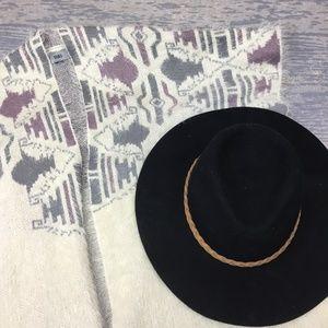 Yaira cream shawl/sweater
